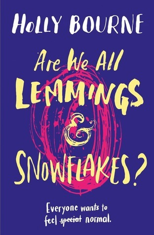 are we all lemmings and snowflakes book cover