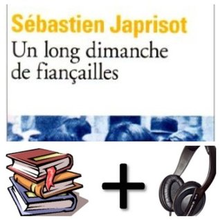 Un long dimanche de fiancailles Audiobook PACK [Book + CD - extracts only]