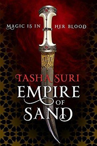 Empire of Sand (The Books of Ambha #1)