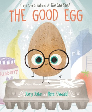 The Good Egg (The Bad Seed, #2)