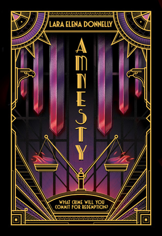 Amnesty (The Amberlough Dossier, #3)