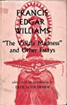 """""""The Vailala Madness"""" and other essays by Francis Edgar Williams"""