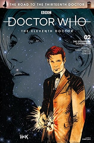Doctor Who: The Road to the Thirteenth Doctor #2: The Eleventh Doctor  pdf