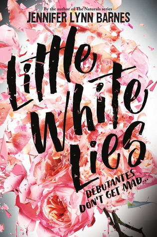 Image result for little white lies jennifer lynn barnes