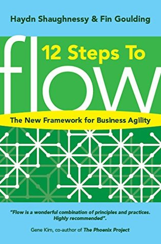 12 Steps to Flow by Haydn Shaughnessy