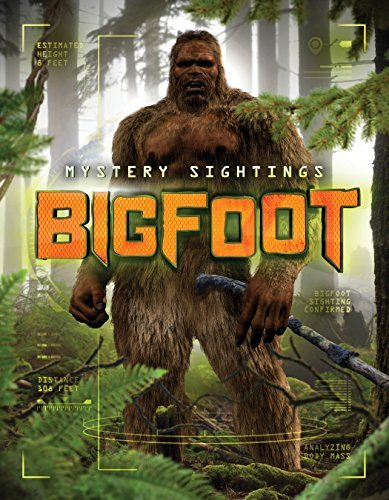 Bigfoot  by  Marvin Lopez
