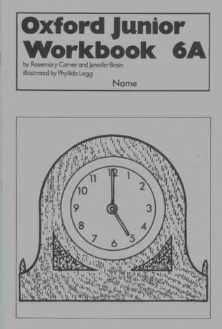 Oxford Junior Workbooks (Supplementary series): Book 6a: Supplementary Seires Bk.6A