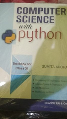 Computer Science In Python 11th Class