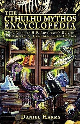 Call of Cthulhu encyclopedia art book RPG