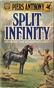 Split Infinity (Apprentice Adept, #1)