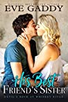 His Best Friend's Sister (Devil's Rock at Whiskey River#2)