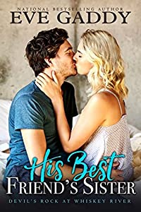 His Best Friend's Sister (Devil's Rock at Whiskey River #2)