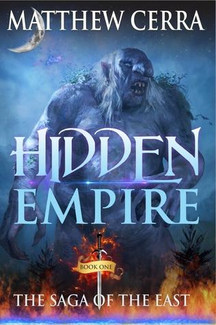 Hidden Empire (Saga of the East, #1)