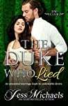 The Duke Who Lied (The 1797 Club #8)
