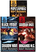 Cherub Series 3 Collection 5 Books Set (Books 11 To 15) By Robert Muchamore