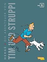 Die Abenteuer von Tim und Struppi Kompaktausgabe Band 6 (Tintin #15, 16, 17)