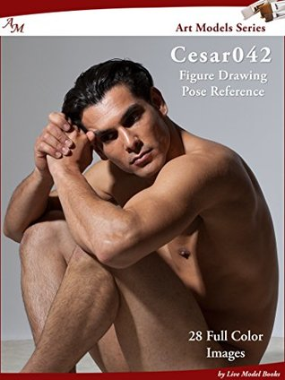 Art Models Cesar042: Figure Drawing Pose Reference by