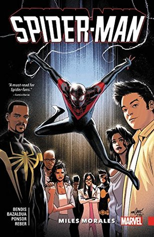Spider-Man by Brian Michael Bendis