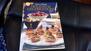 Taste of Home Holiday & Celebrations 2017