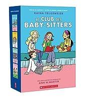 Coffret Le Club Des Baby-Sitters