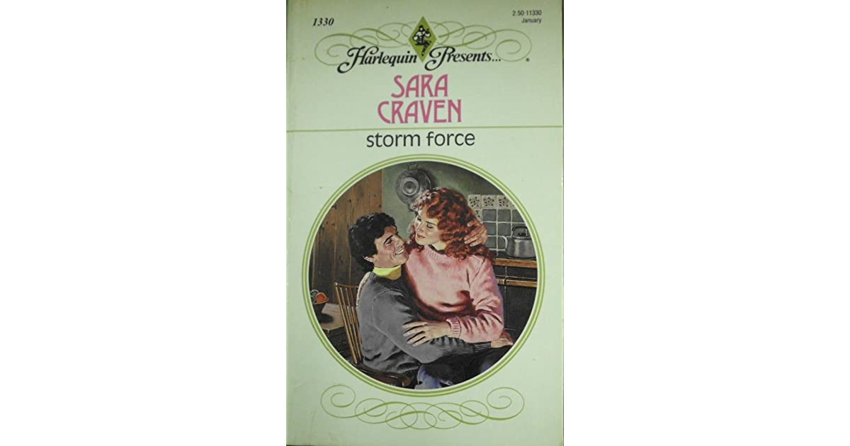 Storm Force By Sara Craven