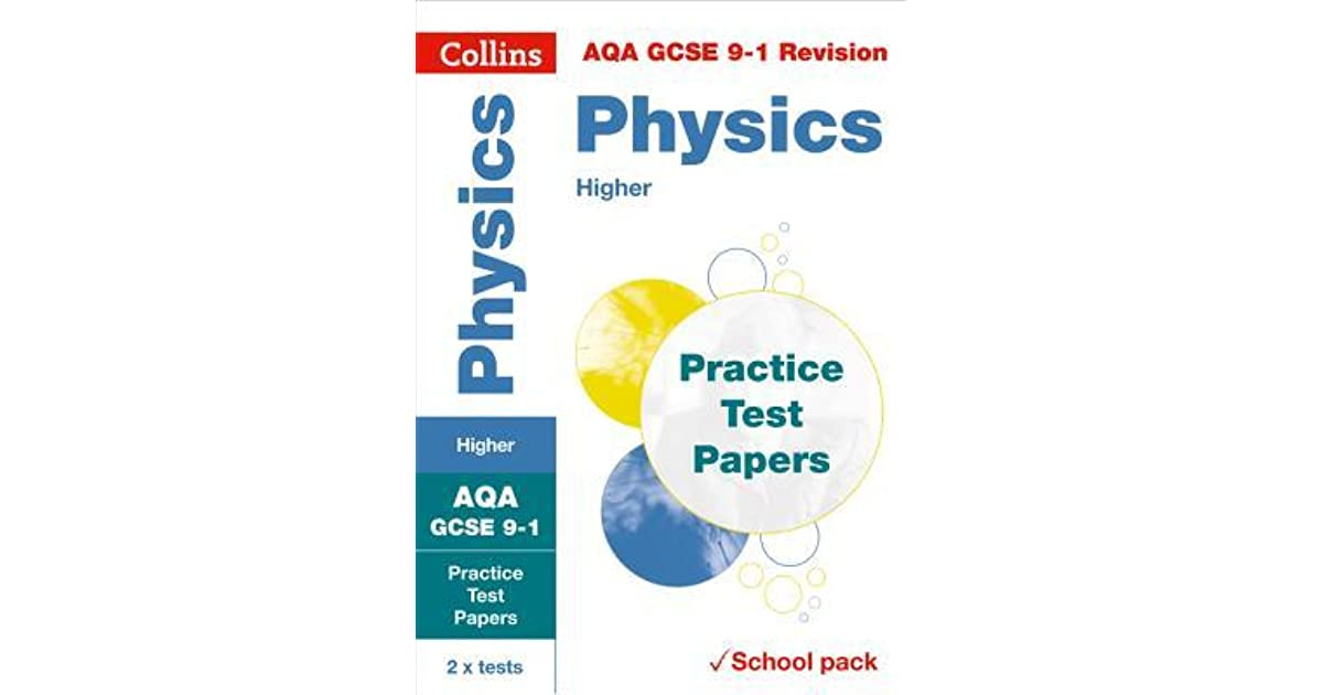 AQA GCSE 9-1 Physics Higher Practice Test Papers: Shrink