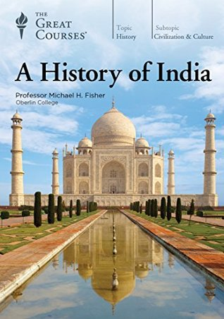A History of India by Michael H. Fisher