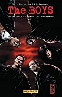 The Boys Volume 1: The Name of the Game - Garth Ennis Signed