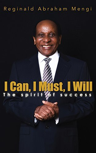 I Can, I must, I Will