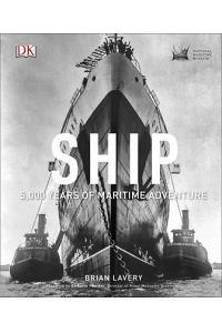 Ship 5,000 Years of Maritime Adventure (DK)