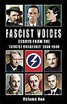Fascist Voices by Ezra Pound