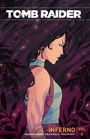 Tomb Raider Volume 4 by Jackson Lanzing