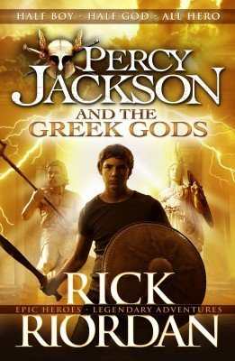 Percy Jackson and the Greek Gods (English)(Paperback)