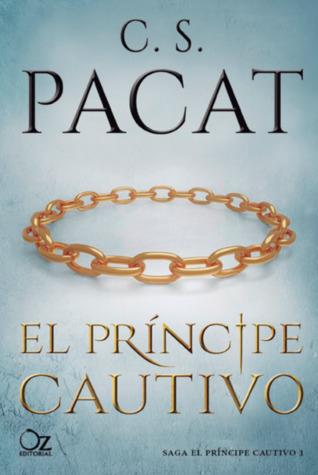 El príncipe cautivo (Captive Prince #1)