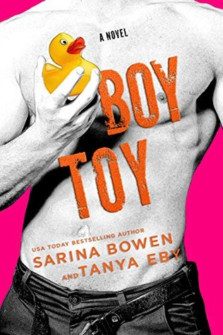 Boy Toy by Sarina Bowen