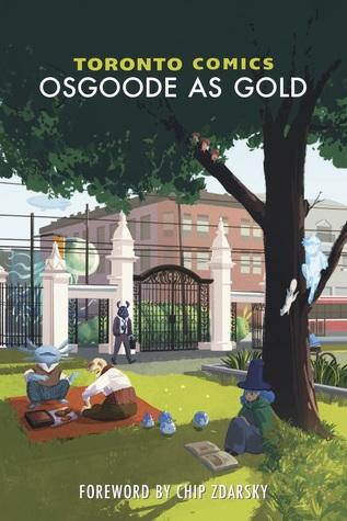Toronto Comics by Stephanie  Cooke