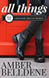 All Things (Reverend Alma Lee Mystery #1)