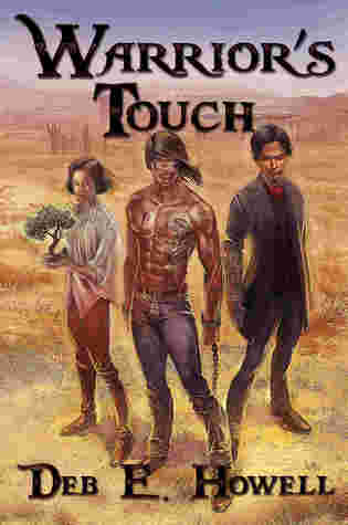 Warrior's Touch (Touch, #2)