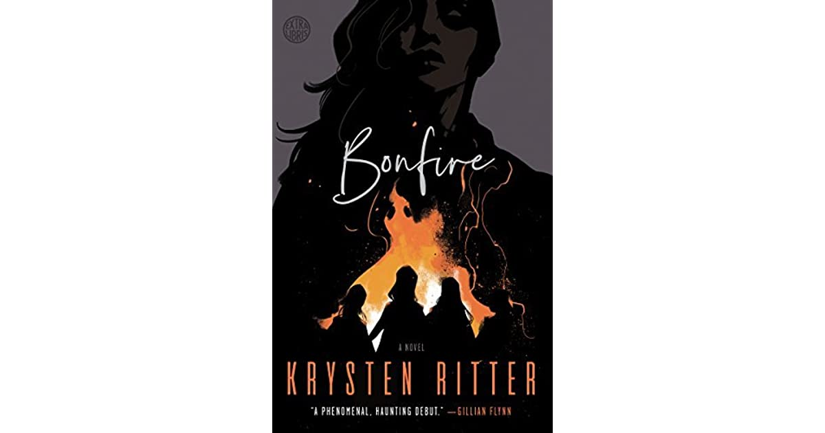 Belletristik Krysten Ritter-bonfire Book Neu Bücher