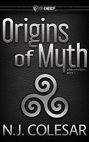 Origins of Myth: DarkEnergy  by  N.J. Colesar