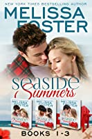 Seaside Summers (Books 1-3, Boxed Set): Love in Bloom
