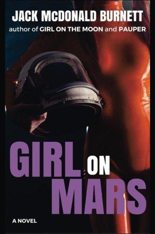 Girl on Mars (Girl on the Moon) (Volume 2)