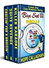 Cruise Ship Cozy Mysteries Series: Boxed Set III (Cruise Ship Mysteries #7-9)
