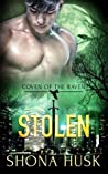 Stolen (Coven of the Raven, #4)