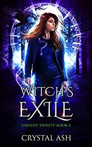 Witch's Exile (Unholy Trinity #4)