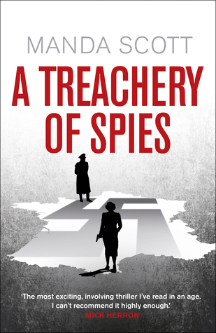 A Treachery of Spies (Capitaine Inés Picaut #2)