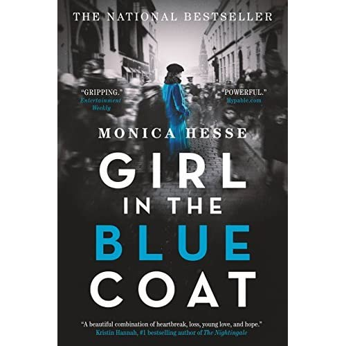 f35cd651c113 Girl in the Blue Coat by Monica Hesse