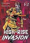 High-Rise Invasion, Vol. 1-2 (High-Rise Invasion Omnibus, #1)