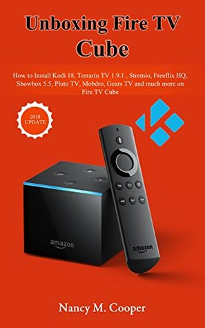 Amazon Fire TV Cube User Guide: How to Setup Fire TV Cube, Install