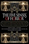 Download ebook The Five Senses of Horror by Eric J. Guignard
